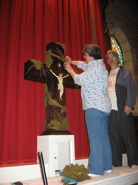 Holy Week to Easter Morning 2009 (2).JPG