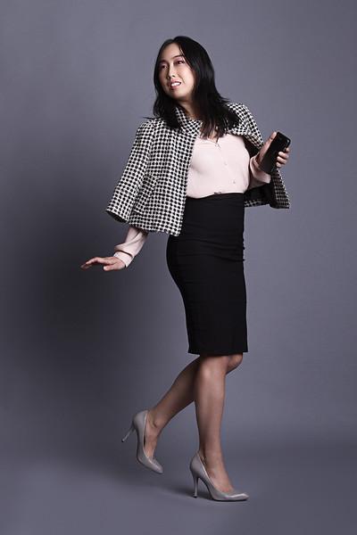 Model: Jen Chen