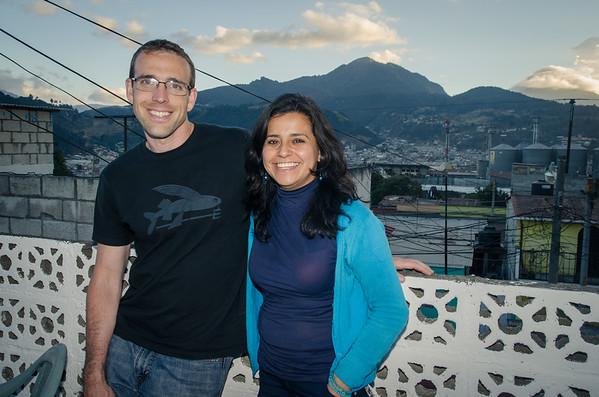 A Broader View, Quetzaltenango Guatemala