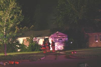 House Fire 20th and Minnesota (6/20/06)