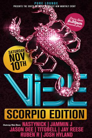 Vibe @ Pure Lounge 11.10.12