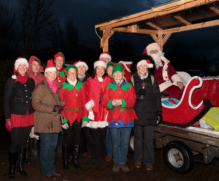 Santa Run (Dec 2013)