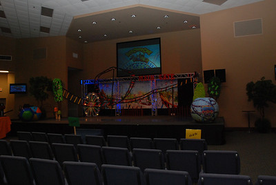 Opening night of VBS