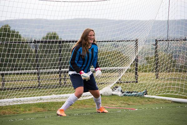 8th Grade Girls Soccer