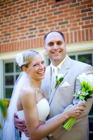 Mark & Erika Wedding
