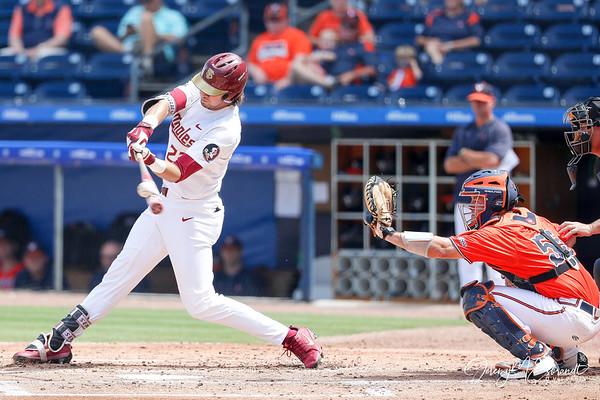 FSU Baseball vs Virginia - ACC Championship - 05-22-2018