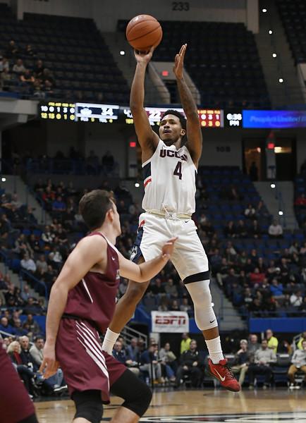 Lafayette UConn Basketball