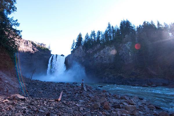 2009-1-18  Snoqualmie Falls