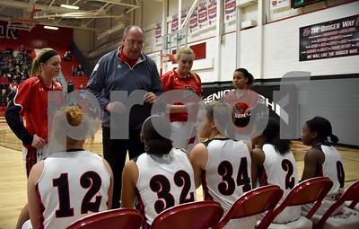 Hoover @ Fort Dodge Girls Basketball 12/6/16