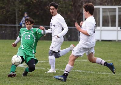 Boys Soccer — Seton Catholic vs. Lake Placid
