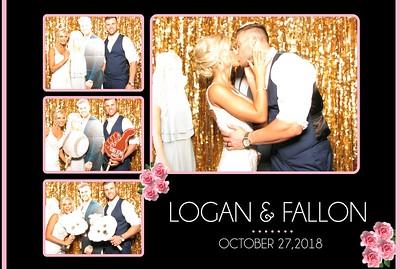 Logan and Fallon - Big Sky Barn - 10.27.2018