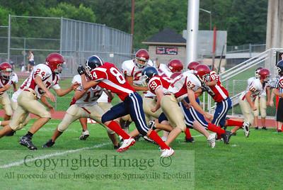 Sophomore vs Mt View 2009