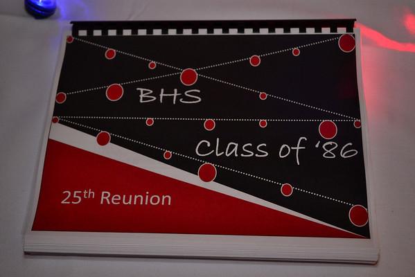 Bergenfield, NJ High School Class of 1986 25th Reunion