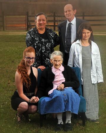 Irene Martin Family