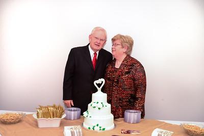 Doug & Sue Barber 50th Aniversary