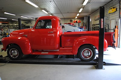 '51 Chevy Pick up