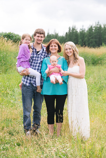 Julie + Jeremy + Bella + Adre + Jeanne