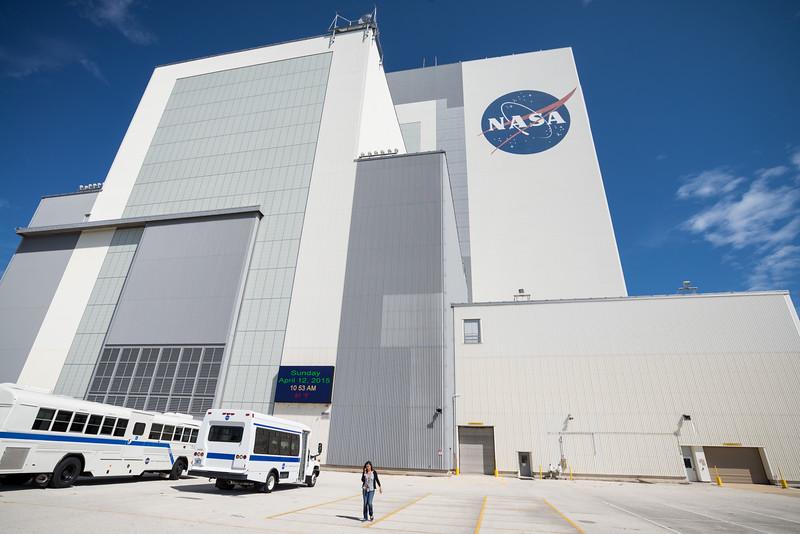 NASA VAB