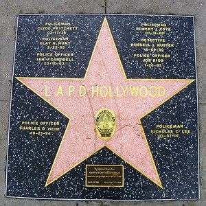 Hollywood LAPD