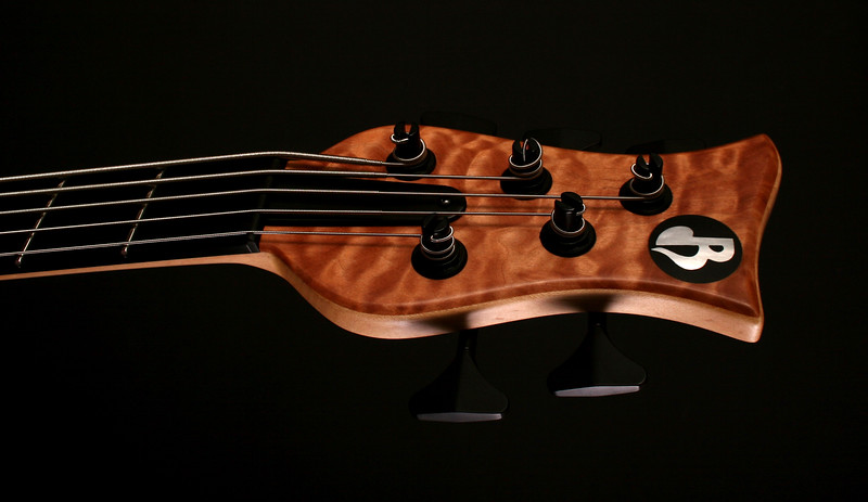 #017 Barbary 5 String Bass