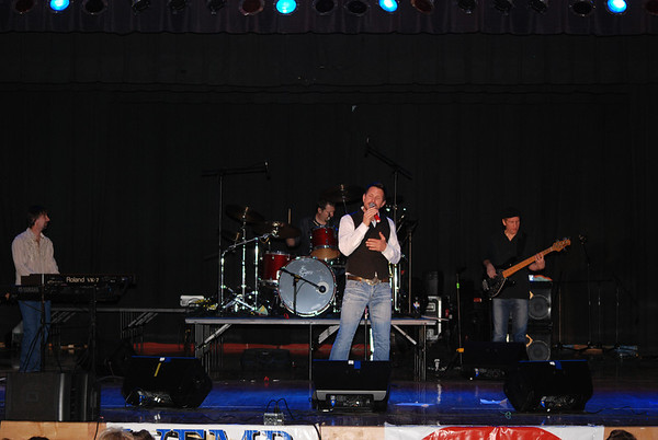 Ty Herndon, Ricochet Concert - May 2011