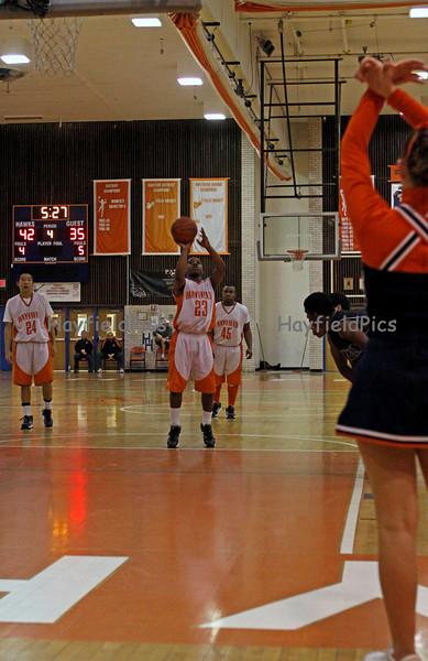 JV Basketball Wakefield 2/4/10