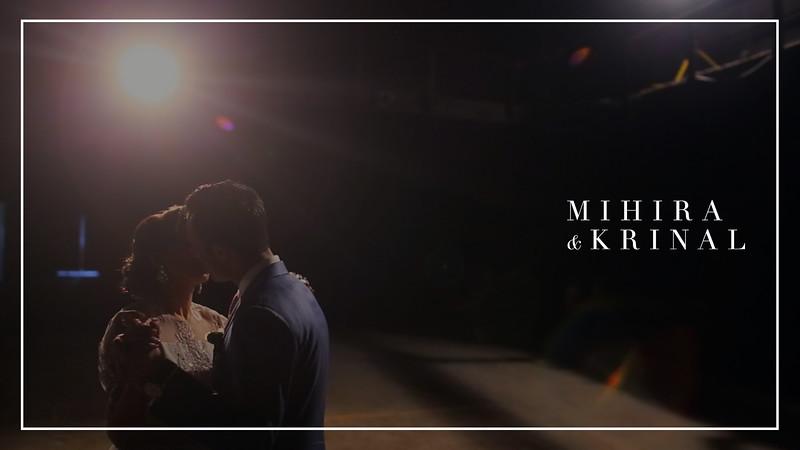 Mihira + Krinal: Wedding Feature Film @  Masonic Temple Detroit, MI_V1