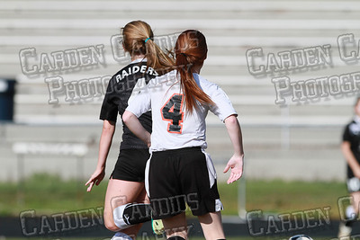Davie Ladies JV vs Reagan2