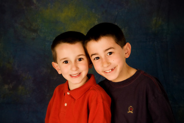 TJ and Matthew 2009