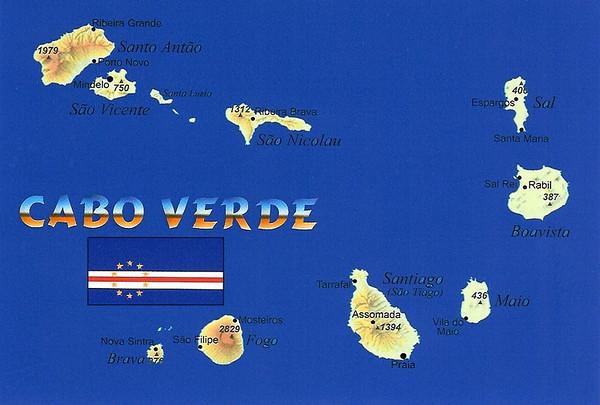 Cape Verde Islands - May 2006