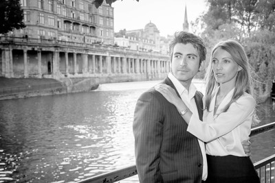 Caroline & Tom Engagement