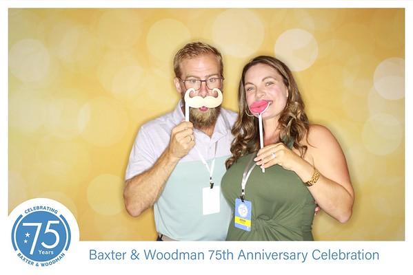 Baxter & Woodman 75th Anniversary Celebration