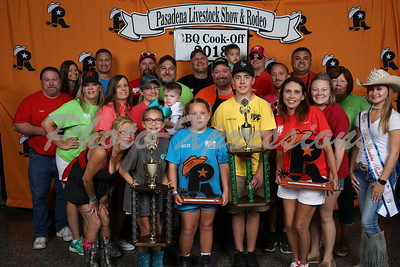 36th Annual PLS&R Cookoff awards Sat