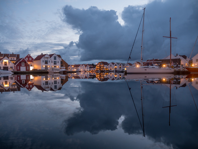 Skudenes, Norway