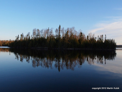 Brule Lake Trail 2012 Patrol April 7-8