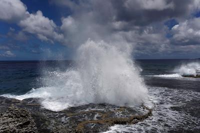 Tonga Two  - Nuku Alofa Blowholes 3_10