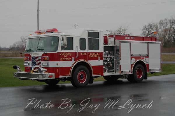 Medina Fire Department