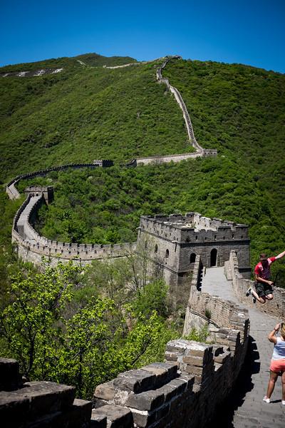 Beijing - The Wall