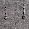 0.46ctw Forever Mark Diamond Drop Earrings 13