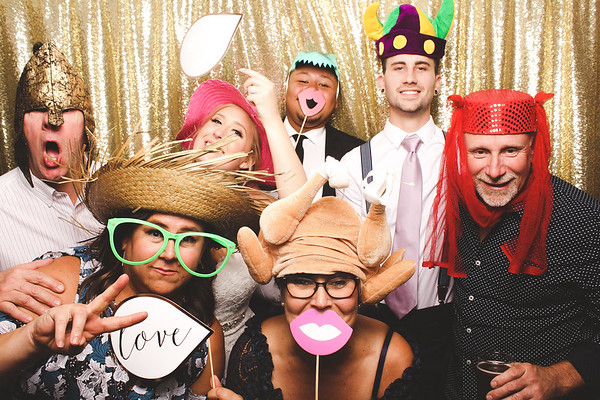Brandon + Meghan Photo Booth