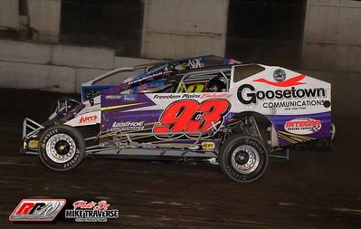 Orange County Fair Speedway - 8/28/21 - Mike Traverse