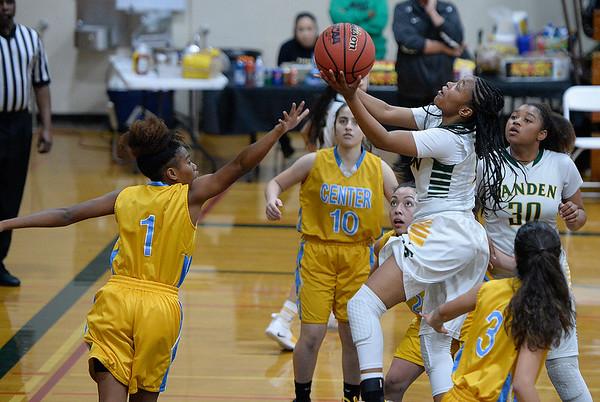 Vanden High girls roll in first round of basketball playoffs against Center