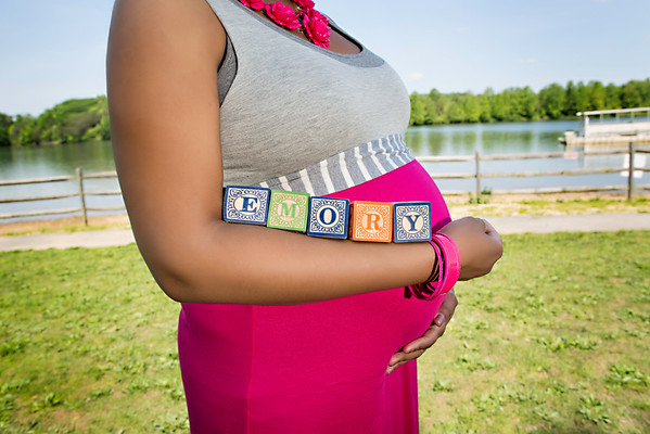 Brandy's Maternity Session - Baby #2