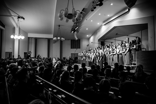 Barnsley Youth Choir 170218
