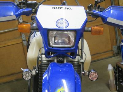 ADV Monster LED Lights DR650