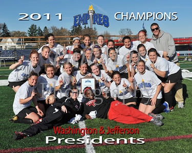 Empire 8 Championship W&J vs Nazereth College Field Hockey