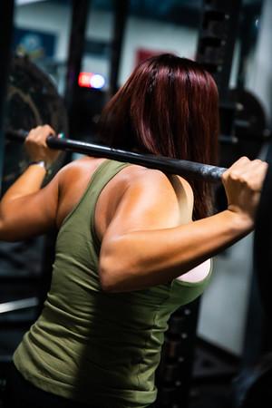 Kia - Gym Photoshoot