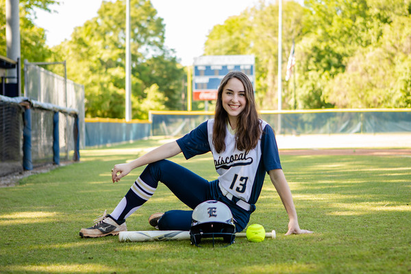 20190410 Episcopal Softball