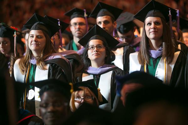 Graduate Degree Ceremony - May 5, 2016