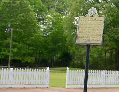 Little Red Schoolhouse and Lexington